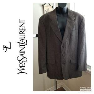 Yves saint laurent mens blazer size XL